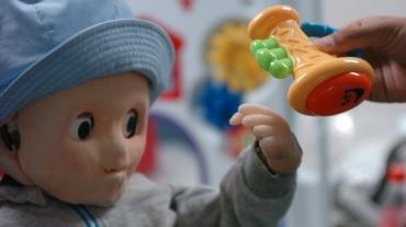 おもちゃへの反応